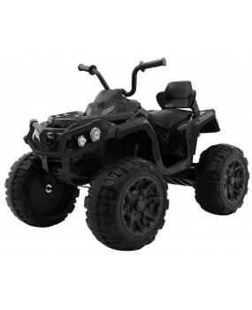 Elektrická štvorkolka ATV 2.4 G čierna